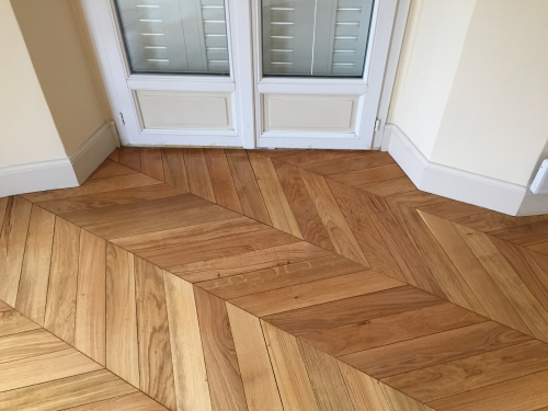 renovation parquet appartement