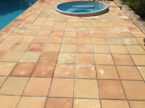 traitement carrelage piscine